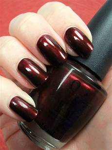 opi royal rajah ruby this shade is retiring this year so grab it if you don t already have it