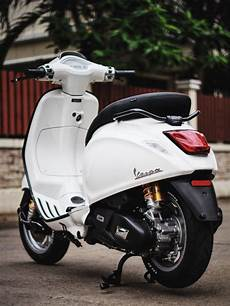 Modifikasi Vespa Matic modifikasi vespa sprint matic terbaru