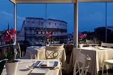 ristoranti con terrazza panoramica roma cena esclusiva con vista panoramica sul colosseo