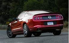 fort mustang gt 2013 ford mustang gt premium test motor trend