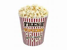 vintage kino popcorn becher 3er set