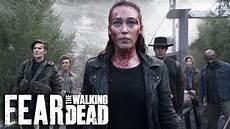 Walking Dead - fear the walking dead season 5 official trailer