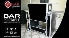 bar portable 100 bar portatil para bartender barman barra