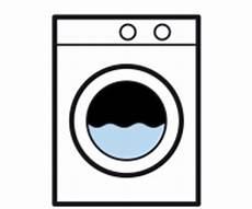 wäsche waschen symbole ambulant betreutes wohnen