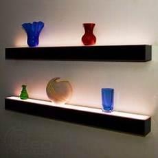 wandregal mit beleuchtung lighted bar shelves led furniture home bar shelves
