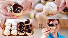 bigne crema e cioccolato fatto in casa da benedetta bigne alla crema e al cioccolato ecco fatto in casa da benedetta