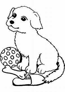 Ausmalbilder Hunde Und Welpen Ausmalbilder Golden Retriever Welpen 1ausmalbilder