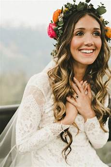 21 inspiring boho bridal hairstyles ideas to steal