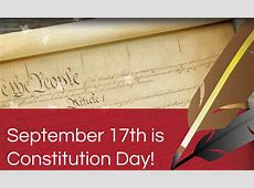 september 17 constitution day