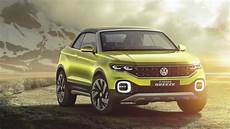volkswagen t cross concept 2016 review