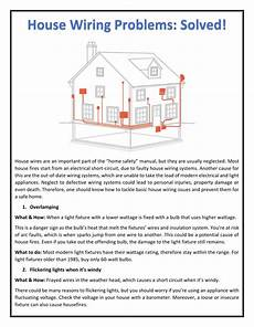 ppt house wiring problems solved powerpoint presentation free id 7598339