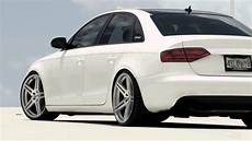 slammered b8 audi a4 w 20 quot incurve ic s5 concave