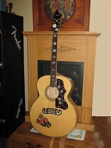 gitarren und len pin auf musik