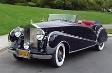 1947 Rolls Royce Silver Wraith Convertible