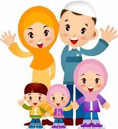 30 Gambar Ayah Kartun Islami Membangun Kebersamaan Anak