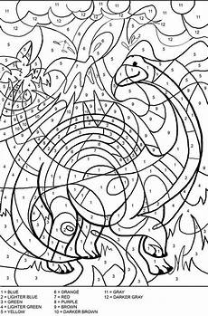 color by number coloring pages 18048 pin on worksheets printable