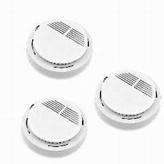 3pcs 433mhz Wireless Smoke Detector by 3pcs 433mhz Sensor Sensitive Photoelectric Home Security