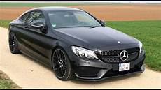 dia show tuning mercedes c klasse w205 coupe 20 zoll inden