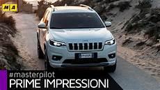 jeep 2019 il restyling punta su look e