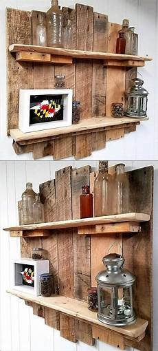 regale aus paletten bauen ideas and suggestions on how to build a shelf of pallets