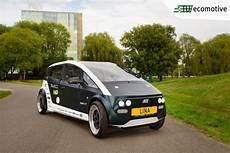 Lina Das Elektroauto F 252 R Den Kompost Automobil