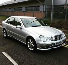mercedes c220 cdi sport edition w203 diesel 2006 in