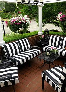 Black And White Outdoor Furniture how to add comfort to your outdoor space with seating
