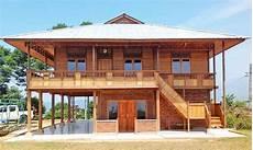 Desain Rumah Kayu Sederhana Yang Artistic Guru Sipil