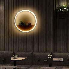 modern fashion acrylic wall l restaurant l interior decoration bedroom balcony led wall