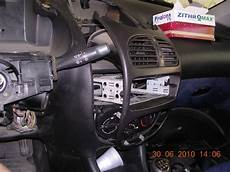 radiateur peugeot 206 reportage photo remplacement radiateur chauffage peugeot