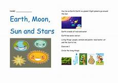 science worksheets earth sun moon 12190 earth moon sun and by rtea teaching resources tes