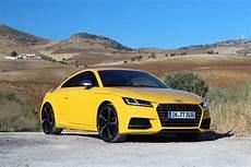 2016 Audi Tt Tts Drive Review