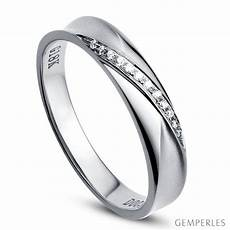 bague alliance femme alliance femme or blanc diamants 0 029ct