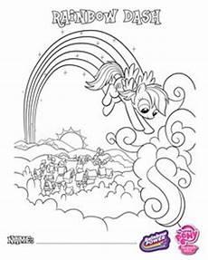 Gratis Malvorlagen Einhorn Quest My Pony Ausmalbild 04 Mit Bildern My
