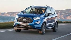 Ford EcoSport Engines Performance & Driving  Top Gear