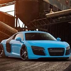 audi r8 bleu cool blue audi r8 lush voiture voiture sportive et