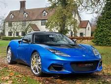 The New Lotus Evora GT410 Sport