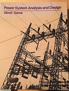 9780534078607 power systems analysis and design with