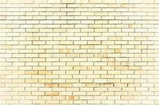 texture stone background of light yellow brick wall texture wall surface with light bricks