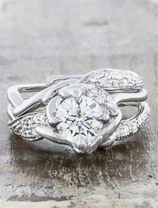 unique wedding ring nature inspired ken dana design london