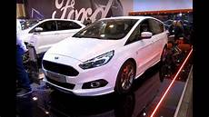 ford s max st line white new model walkaround