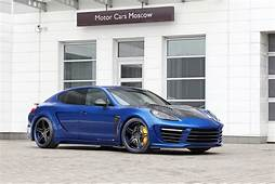 2012 Top Car Porsche Panamera Stingray GTR Carbon Fiber