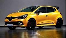 Renault 275 Chevaux Pour La Clio Rs Radicale
