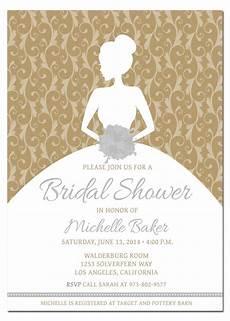 diy wedding shower invitations diy bridal shower