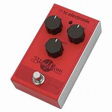 Tc Electronic Blood Moon Phaser Guitar Pedal Tc