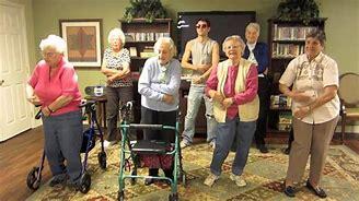 Image result for Funny Senior Citizen Home