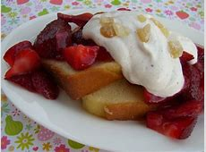 easy   elegant strawberry shortcake_image