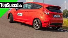 st mk7 test ford st mk7 2013 topspeed sk