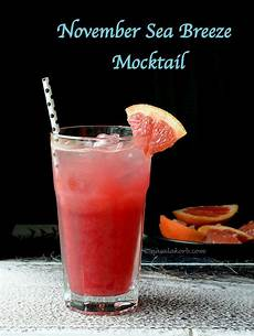 sea breeze mocktail november sea breeze masalakorb