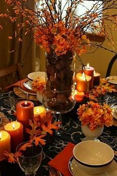 30 Coole Ideen F 252 R Tischdeko Im Herbst Herbst Dekoration